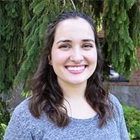 Jenna Dawkins : Administrative Assistant