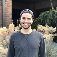Josh Gowins : Evangelism Coordinator